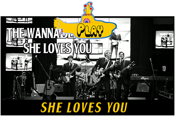 The WannaBeatles perform She Loves You by The Beatles