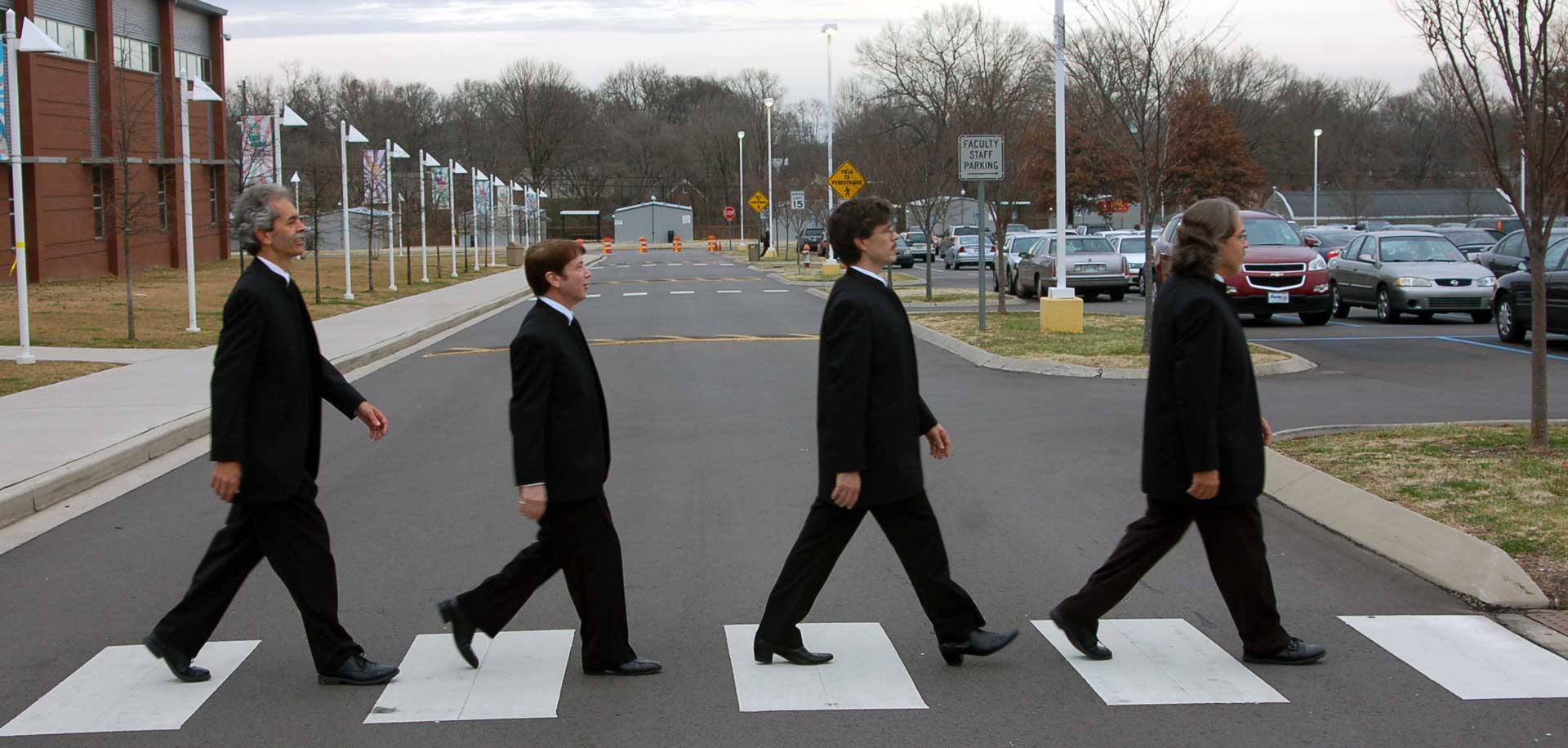 The WannaBeatles On The Road