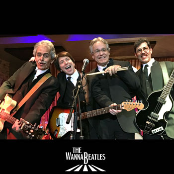 The WannaBeatles Publicity Photo
